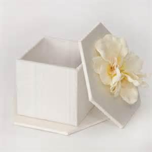 gift box for wedding wedding favor box open