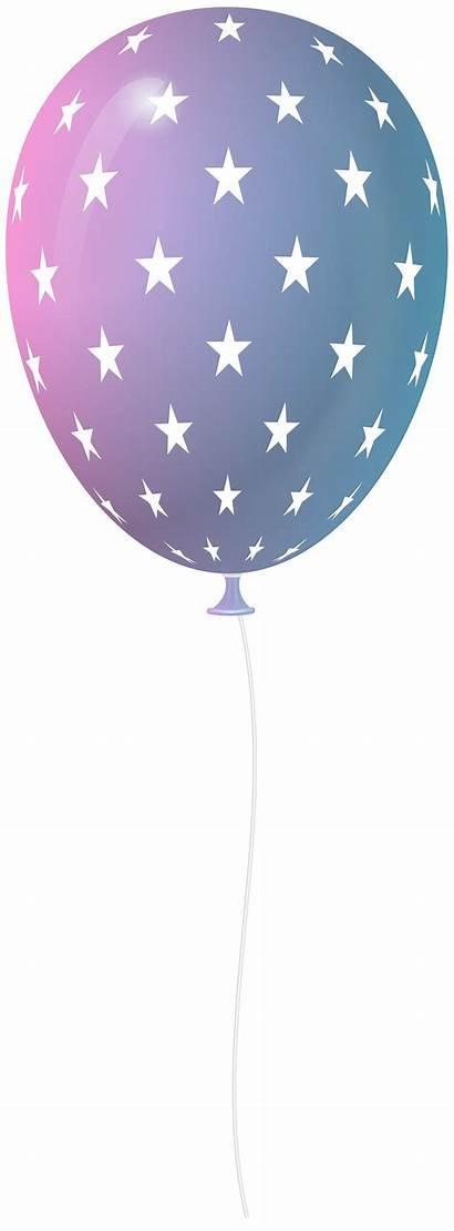 Clipart Balloon Stars Purple Soft Balloons Yopriceville