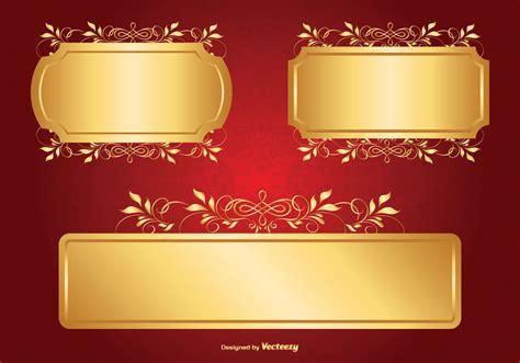 background undangan hitam gold
