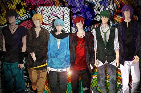 anime kuroko no basket season 1 kuroko no basket season 1 20 high resolution wallpaper