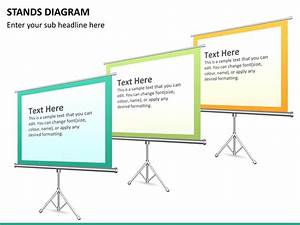 Stands Diagram Powerpoint