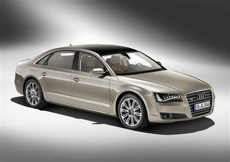 Audi A8l by Israel Orders 1 Million Bulletproof Audi A8l Security For