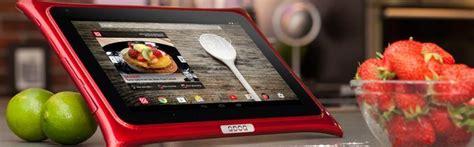 tablette cuisine qooq j 39 ai cuisiné avec la tablette tactile qooq v3 conseils