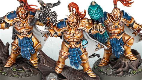 GW Releases, Armada FAQ, D&D Artwork and Fixing 40K ...