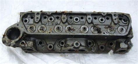 ford engines crossflow cylinder 1960