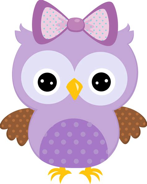 Owl Clipart Baby Shower  Pencil And In Color Owl Clipart