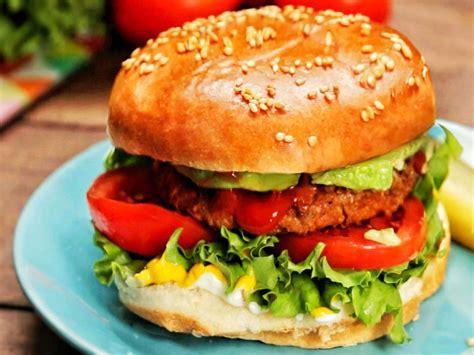 veggie burger recipe masala veggie burgers tasty recipes recipestasty com