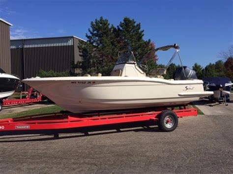 Scout Boats Wisconsin by Used Scout Boats For Sale In Wisconsin United States