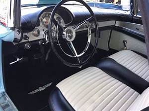1957 Thunderbird 2 Door Hardtop Convertible V8 292 3 Speed