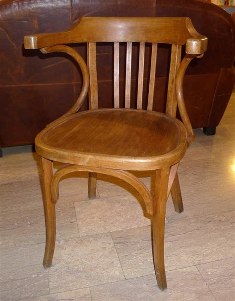 chaise bistrot ancienne baumann chaise de bureau ancienne chaise de bureau vintage par