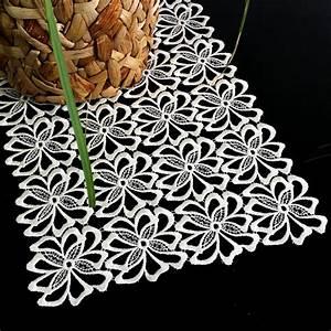 Tischläufer 40 Cm Breit : plauener spitze tischl ufer turin breite 31 cm l nge stickerei ~ Markanthonyermac.com Haus und Dekorationen
