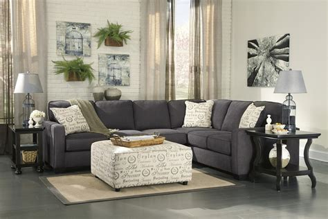sofa sectionals san diego furniture alenya sectional 16601 grey track arm