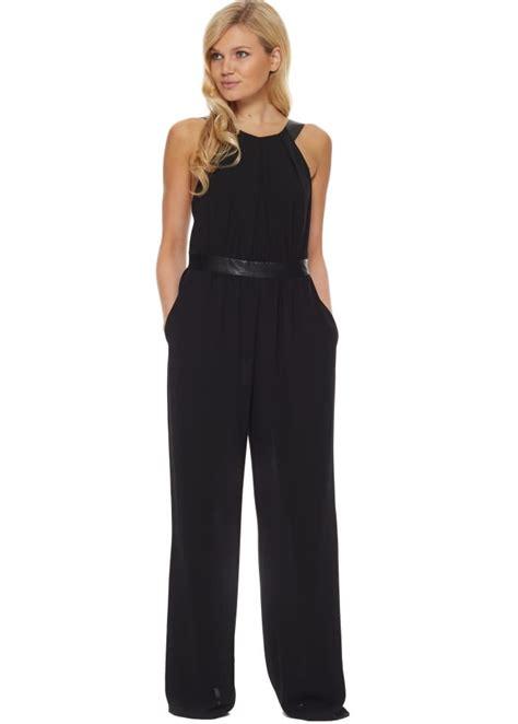 designer jumpsuits jarlo simi jumpsuit jarlo designer black jumpsuit with
