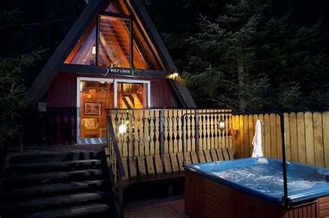romantic lodges