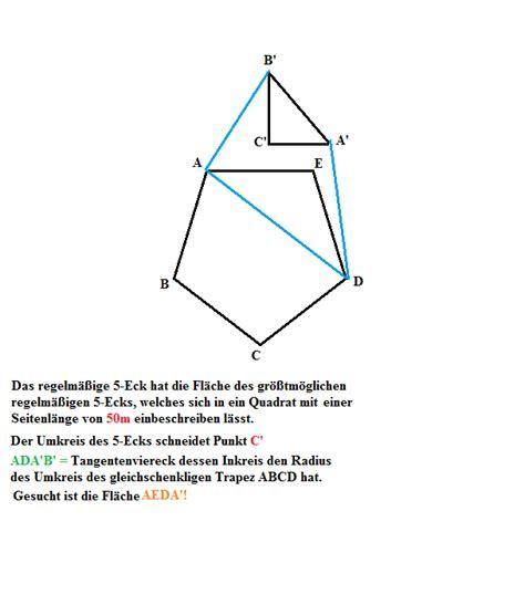 regelmaessiges  eck  quadrat einbeschreiben mathelounge