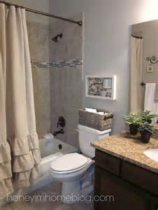 Pottery Barn Bathrooms Ideas Honey I 39 M Home Wheadon House The Guest Bathroom