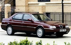 1992 Alfa Romeo 164 Super (UK) - Wallpapers and HD Images
