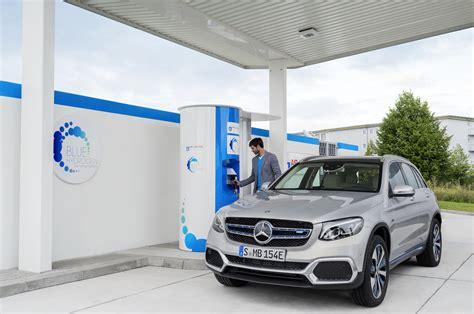 Mercedes Brennstoffzellen Antrieb by Daimler Zeigt Serienversion Des Brennstoffzellen Glc Carit