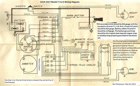 Ford Forum Anyone Have Detailed Colored Wiring