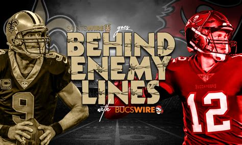enemy lines week   orleans saints