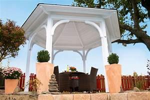 6 Eck Pavillon : pavillon skanholz versailles 6 eck pavillion pavillon garten laube aus holz pavillion ~ Frokenaadalensverden.com Haus und Dekorationen