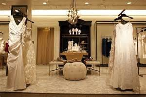 wedding dress store nordstrom goes bridal with marchesa miller david meister and jimmy choo onewed
