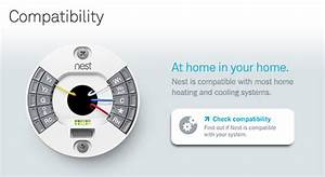 Nest 3rd Generation 7- Day Learning Wi-fi Programmable Thermostat  Stainless Steel-t3007es