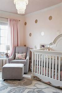 decoration chambre bebe 39 idees tendances With chambre de bebe fille photo