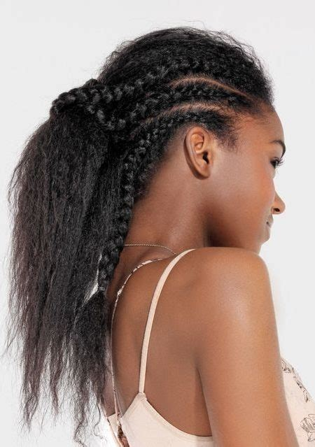 Braided Hairstyle for Teenage Girls 2019
