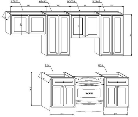 standard depth of upper kitchen cabinets kitchen cabinets sizes standard roselawnlutheran