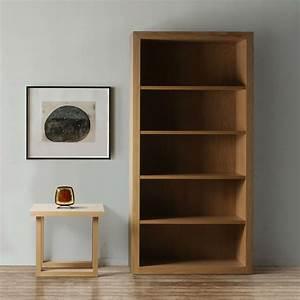 Bibliothèque Design Meuble : biblioth que design en bois brin d 39 ouest ~ Voncanada.com Idées de Décoration