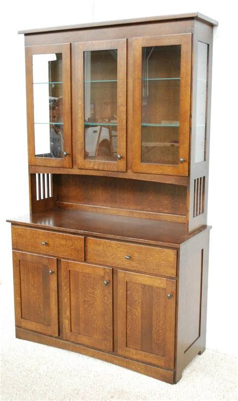 mission china cabinet de vries woodcrafters china