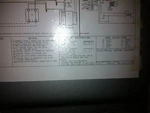 How To Wire Thermostat To In Air Handler  Rheem Classic 14