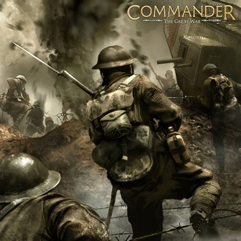 War Commander Wallpapers Matrix Commander The Great War Wallpapers