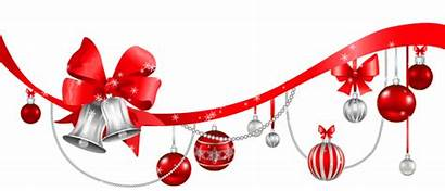 Transparent Decoration Clipart Noel Tubes Ornaments Border