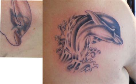 mysticfantasy delphin tattoos von tattoo bewertungde