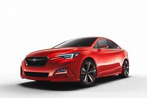 Mondial De L Automobile 2015 : cnw d voilement mondial de la berline concept subaru impreza au salon de l 39 auto 2015 de los ~ Medecine-chirurgie-esthetiques.com Avis de Voitures