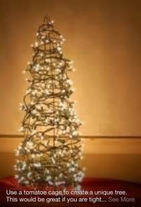 deco mesh christmas tree tomato cage share the knownledge