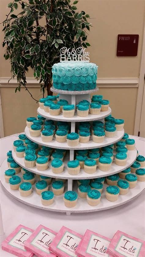 wedding  cupcakes cakes  crystal