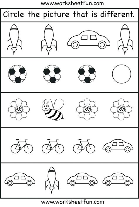 a and an worksheets for preschool preschool pattern worksheets 702