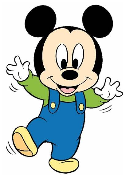 Mickey Mouse Clipart Disney Clip Babies Cartoon