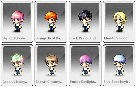 maplestory hair style maplestory royal hairstyles maplestory hairstyles 2017 5052