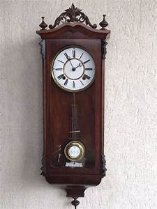 Clearance antique american wall clock for sale sale ebay for Antique wall clock for sale