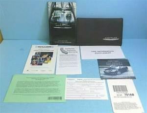 13 2013 Chrysler 200 Convertible Owners Manual  User Guide