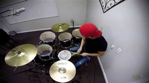 Angel De Amor-mana Drum Cover