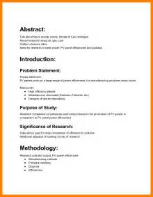 7 Sample Of A Research Proposal Resume Emails