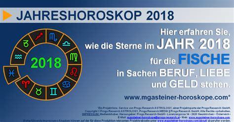 Sternzeichen Fisch Wann by Fische 19 Februar Bis 20 M 228 Rz Jahreshoroskop 2018