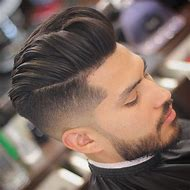 Men Fade Hairstyles for Short Length