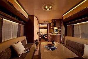 Hobby Caravan Interior  With Images