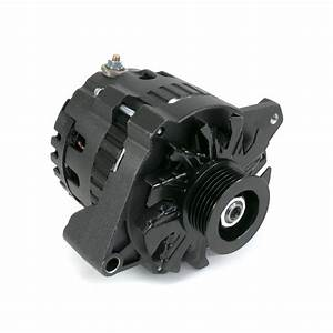 Gm Cs130 Style 160 Amp Alternator With Serpentine Pulley